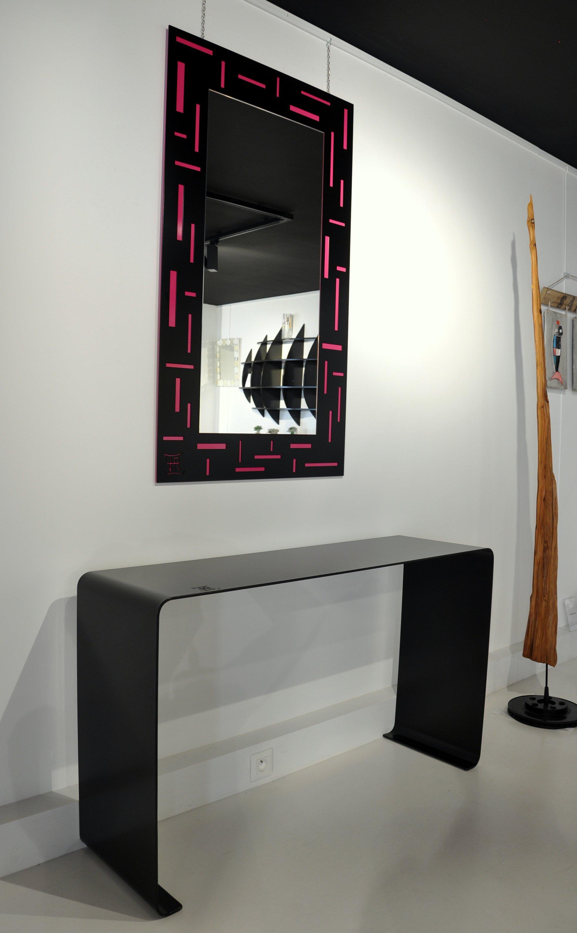 Latelierrevart miroir et console for Miroir et console